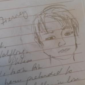 old tierney sketch